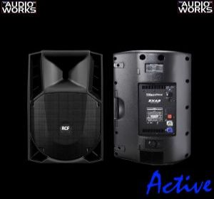 ACTIVE LOUDSPEAKERS