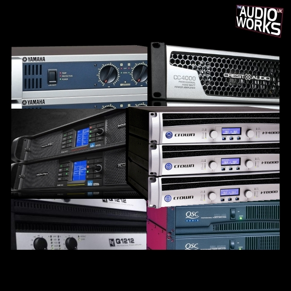 ALL POWER AMPLIFIERS