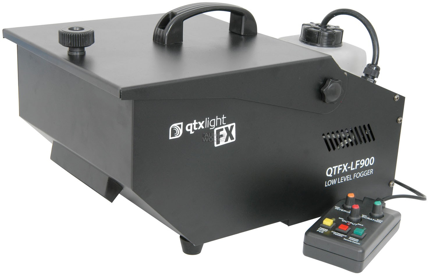 QTFX LF900 900W PROFESSIONAL LOW LEVEL FOGGER
