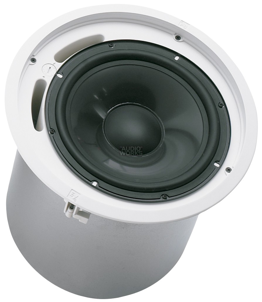 """PAIR ELECTROVOICE EVID C10.1 10"""" 150W CEILING SUBWOOFERS"""