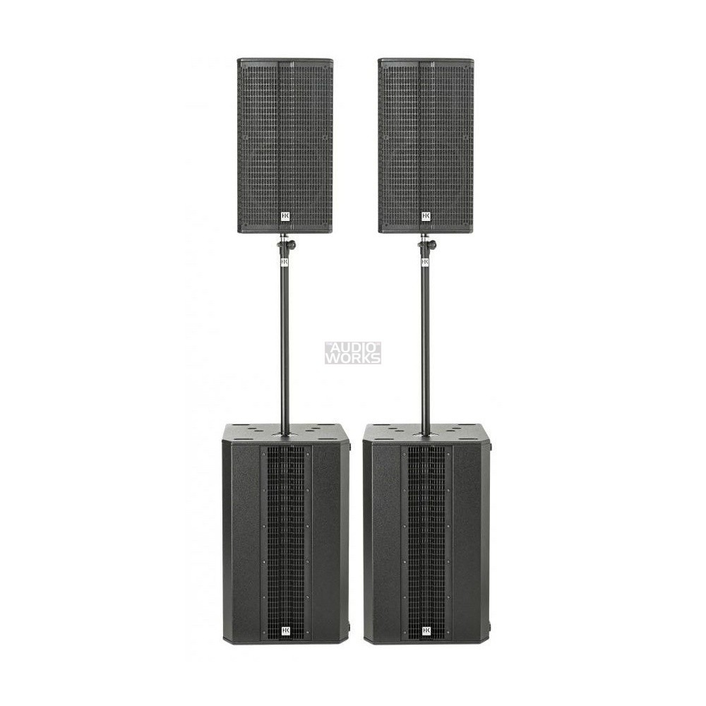 hk audio linear l5 power pack 4400w active pa system at. Black Bedroom Furniture Sets. Home Design Ideas