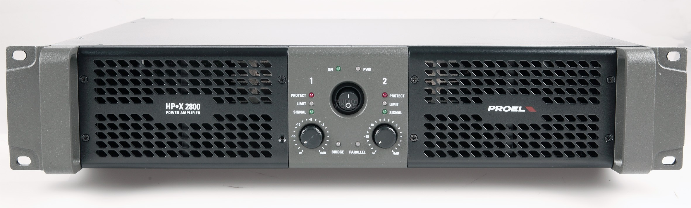 PROEL HPX2800 2800W PROFESSIONAL POWER AMPLIFIER