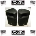PAIR ELECTROVOICE ZX4 400W RMS PROFESSIONAL LOUDSPEAKERS - EX DISPLAY