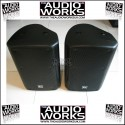 PAIR ELECTROVOICE ZX5 600W PROFESSIONAL LOUDSPEAKERS EX DISPLAY