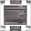 STUDIOMASTER PH-1000X-10R 1000W PROFESSIONAL POWERED MIXER