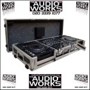 PROFLIGHT 2 X CD DECKS AND 12 INCH MIXER COFFIN CASE