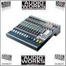 SOUNDCRAFT EFX8 8CH MIXER WITH LEXICON EFFECTS