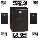 HK AUDIO ELIAS EPX115A 400W ACTIVE BASS / SUBWOOFER