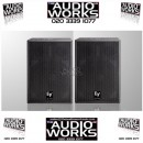 PAIR ELECTROVOICE SBA760 ACTIVE 760W RMS SUBWOOFERS