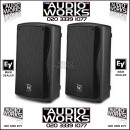 PAIR ELECTROVOICE ZX1 200W RMS PROFESSIONAL LOUDSPEAKERS