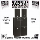HK AUDIO ESYS EPX 2400W ACTIVE PA SYSTEM