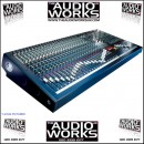 SOUNDCRAFT LX7 ii 16 PROFFESIONAL 16CH MIXING DESK