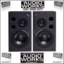 PAIR ALESIS M1 MK2 ACTIVE STUDIO RECORDING MONITORS