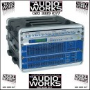 PROEL HEAVY DUTY ABS 6U RACK CASE