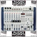 DYNACORD MP7 PROFESSIONAL POWERED MIXER