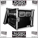 ROAD READY RR10UAD 10U DULUXE RACK CASE