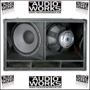 CX-1000BR 1000W ULTIMA PROFESSIONAL SUBWOOFER