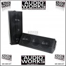PAIR CITRONIC CX-1608 160W PROFESSIONAL LOUDSPEAKERS