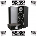 CITRONIC HS120USB 240W DJ MONITOR SYSTEM WITH USB MP3 PLAYER