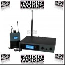 CITRONIC IEM16 UHF WIRELESS IN-EAR MONITORING SYSTEM