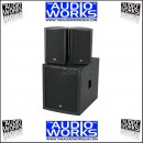 DAP AUDIO CLUB MATE 2 700W ACTIVE PA SYSTEM