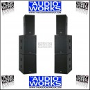 DAP AUDIO CLUB MATE III 3600W ACTIVE PA SYSTEM