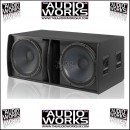 DYNACORD CORUS EVOLUTION C2.18 1000W PROFESSIONAL SUBWOOFER