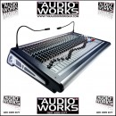 SOUNDCRAFT GB2 24 PROFESSIONAL MIXING DESK
