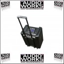 GEMINI MS-USB PORTABLE ACTIVE PA SYSTEM WITH USB & SD PLAYER