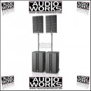 HK AUDIO LINEAR L5 POWER PACK 4400W ACTIVE PA SYSTEM