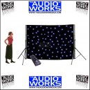 NJD NJ271A 2 X 3M STARCLOTH CONTROLLER AND CARRY BAG