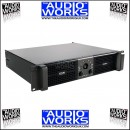 PROEL HPX2400 2000W PROFESSIONAL POWER AMPLIFIER