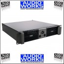 PROEL HPX4600 4600W PROFESSIONAL POWER AMPLIFIER