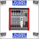 PROEL M602FX 6CH ULTRA COMPACT MIXER WITH EFFECTS