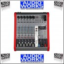 PROEL M822USB 8CH COMPACT MIXER WITH EFFECTS