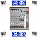 PROEL Mi12 ULTRA COMPACT 12CH 2 BUS MIXER WITH FX