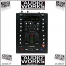 CITRONIC SMFX-200 2CH USB MIXER WITH DSP