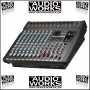 STUDIOMASTER POWERHOUSE PH-1000TX-8 1000W POWERED MIXER WITH TWIN DSP
