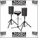 STUDIOMASTER STAGESOUND 8 200W  PROFESSIONAL ACTIVE PA SYSTEM