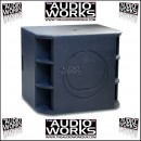 TURBOSOUND MILAN M18 1000W PROFESSIONAL ACTIVE SUBWOOFER