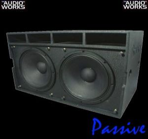 PROFESSIONAL SUBWOOFERS / BASS BINS @ AUDIO WORKS