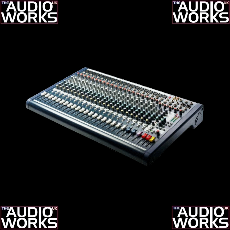 25-64 CHANNEL MIXING DESKS