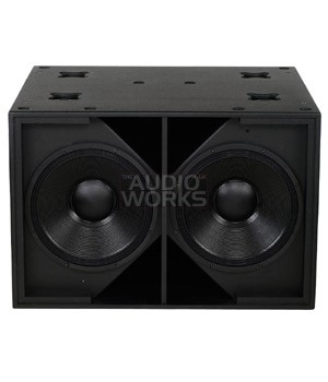 TANNOY VQNET 218 LIVE PROFESSIONAL TOURING 1200W ACTIVE SUBWOOFER