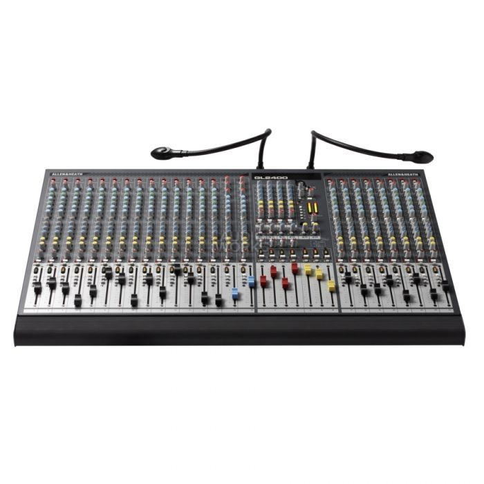 ALLEN & HEATH GL2400-40 PROFESSIONAL MIXING CONSOLE