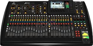BEHRINGER X32 32 CHANNEL DIGITAL MIXING DESK