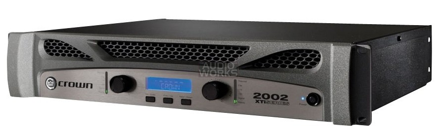 CROWN XTI-2002 2000W XTI 2 SERIES POWER AMPLIFIER