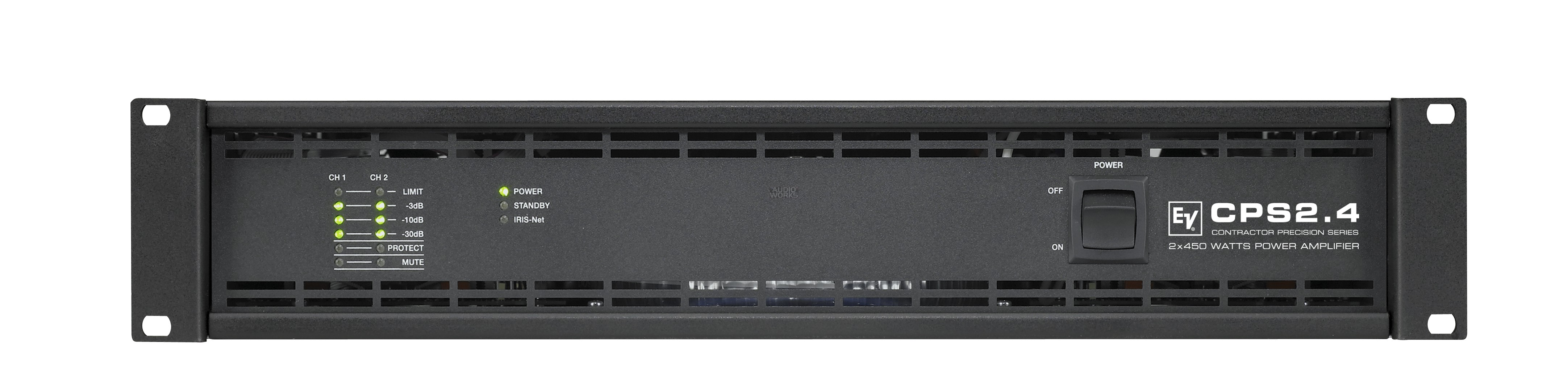 ELECTROVOICE CPS 2.4 MK11 1300W POWER AMPLIFIER