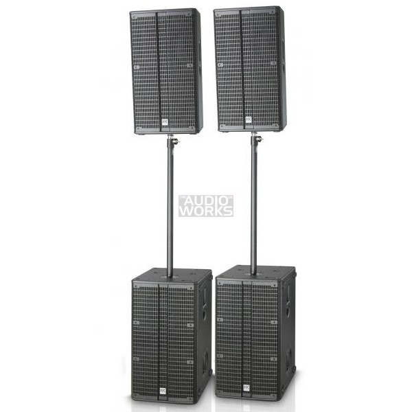 HK Audio Linear L5 Club Pack 4400W Active PA System