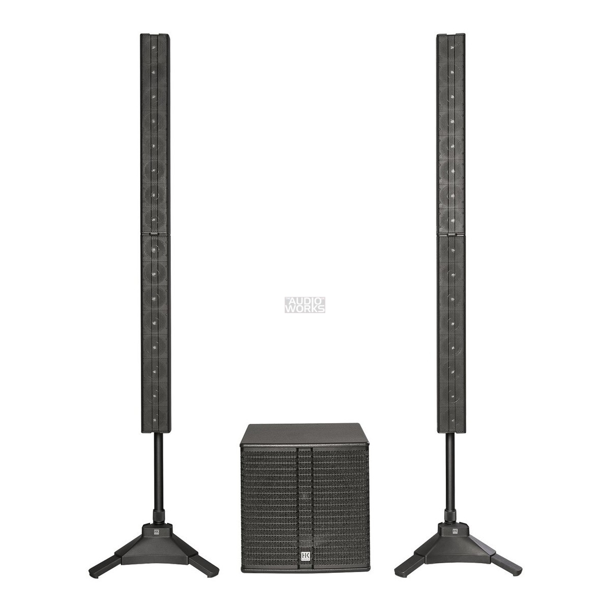 Hk Audio Elements Gala 2000w Active Pa System