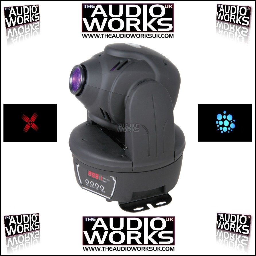QTX LUX-LD30W LED MOVING HEAD